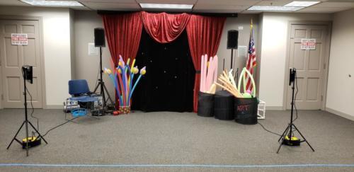 Show Setup